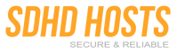 Het logo van SDHD Hosts